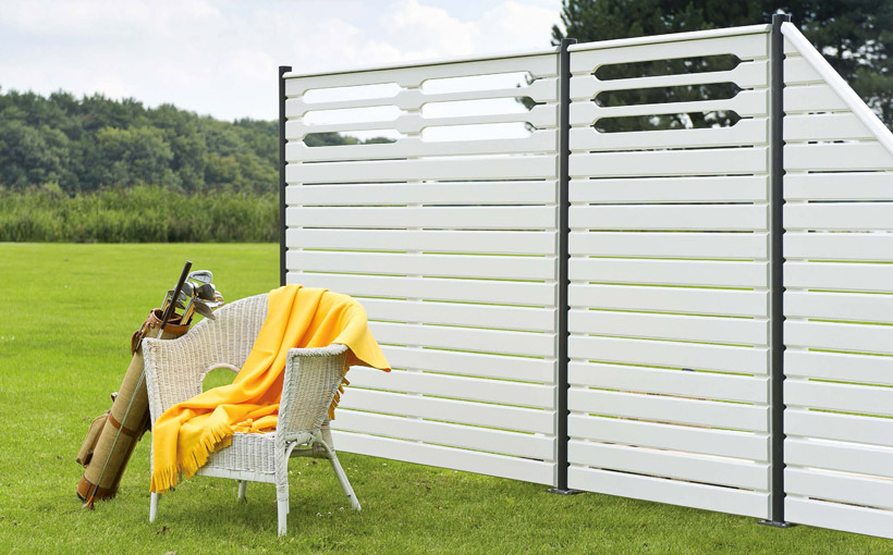 Der passende Zaun für deinen Garten - SichtschutzHolzLand Auferoth