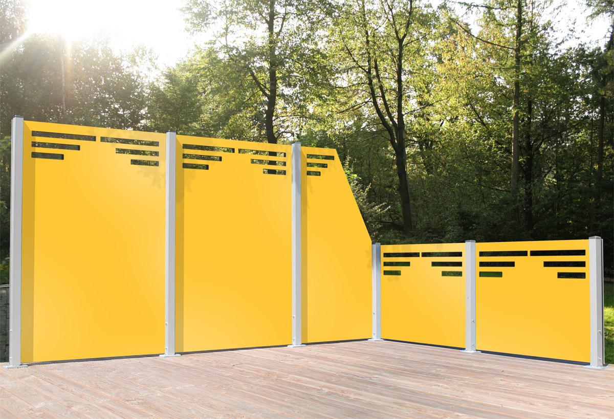 Der Passende Zaun Für Deinen Garten - Sichtschutz Passende Zaun Fur Den Garten