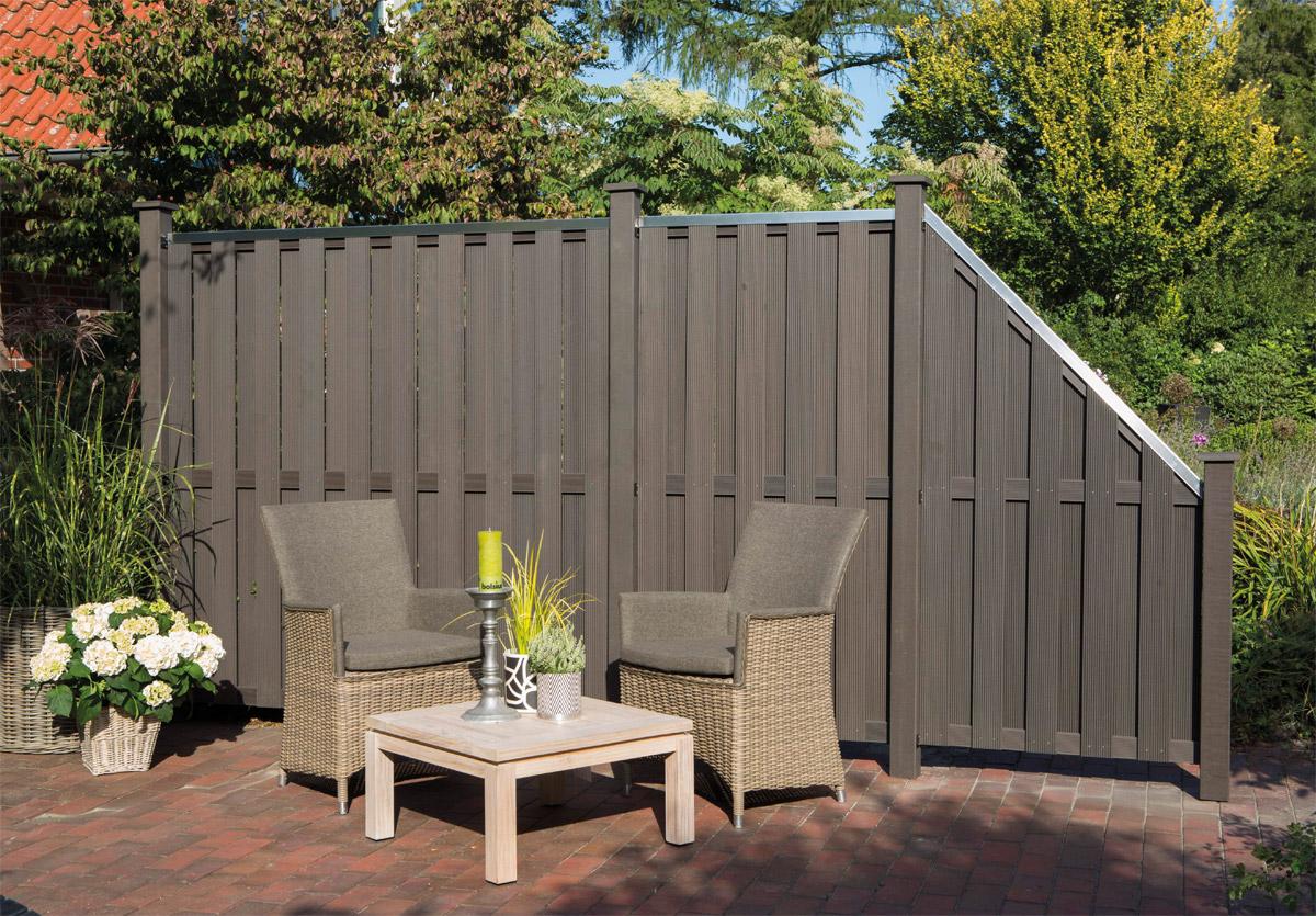 Der passende Zaun für deinen Garten Sichtschutz