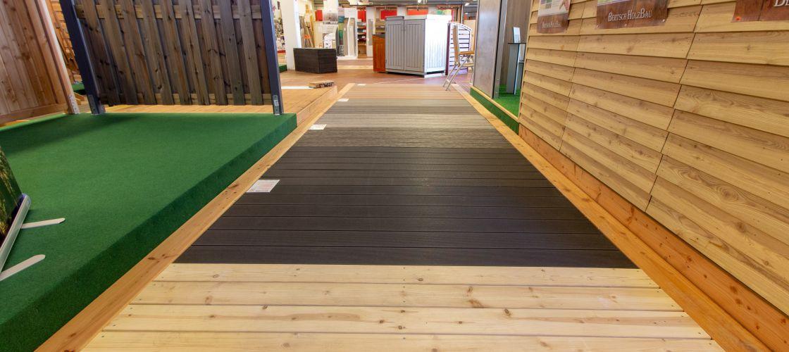 Große Terrassenausstellung in Lünen