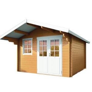 WOLFF FINNHAUS Gartenhaus Lisa 44-A XL 360x300cm