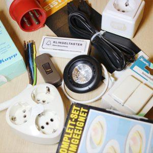 Leuchten und Elektro