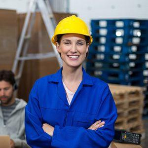 Arbeitsschutz und -kleidung