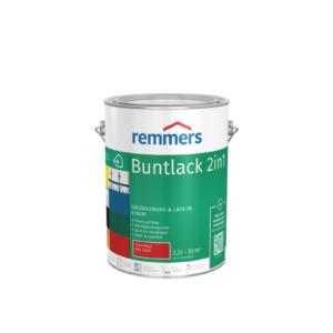 Remmers Buntlack 2in1 Silbergrau RAL 7001 0,75 l