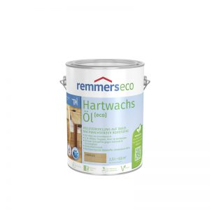 Remmers eco Hartwachs-Öl intensiv-weiß 0,375 l