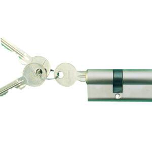 Scheerer Profilzylinder 30/40mm beidseitig