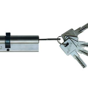 Scheerer Profilzylinder 30/60mm beidseitig