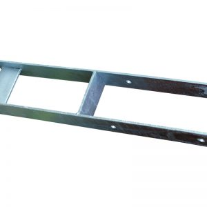 Scheerer H-Pfostenanker 111 x 600mm