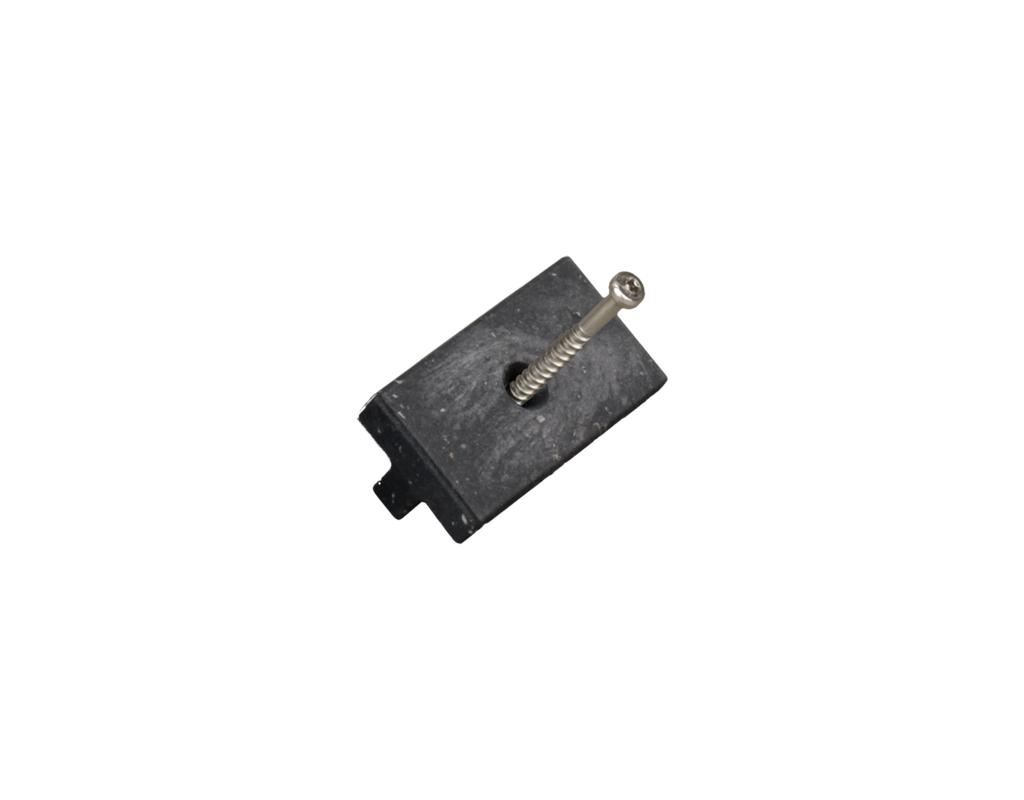 UPM T-Clips Schwarz für WPC/Holz-UK