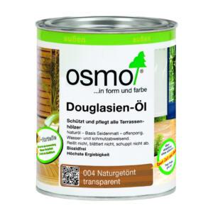 OSMO Douglasien-Öl, naturgetönt 004 0,75L