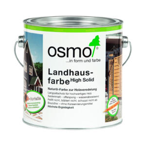 OSMO Landhausfarbe 2735 Lichtgrau, 2,5L