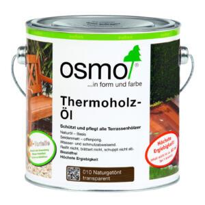 OSMO Thermoholz-Öl, naturgetönt 010 2,5L