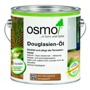 OSMO Douglasien-Öl, naturgetönt 004 2,5L