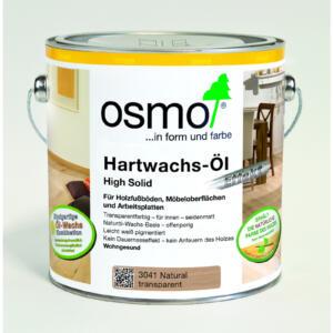 OSMO Hartwachs-Öl Effekt 3041 Natural, weiß transparent, 0,75L