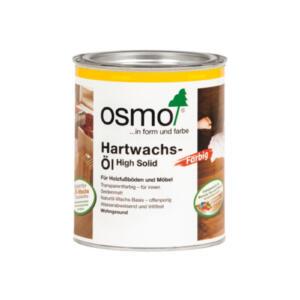 OSMO Hartwachs-Öl Farbig 3040 Weiß, 0,75L