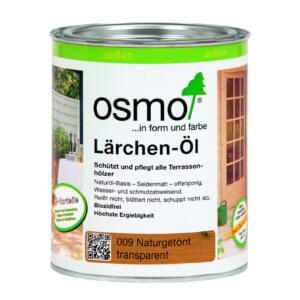 OSMO Lärchen-Öl, naturgetönt 009 0,75L
