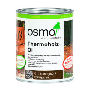 OSMO Thermoholz-Öl, naturgetönt 010 0,75L
