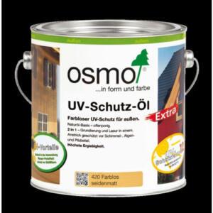 OSMO UV-Schutz-Öl Extra 420 Farblos, 2,5L